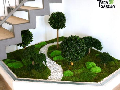 Home landscape segment