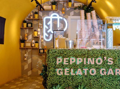 Peppino's Gelato Garden